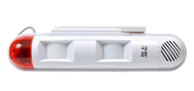 サンコーが簡易ホームセキュリティ「自宅警備ロボ」を発売