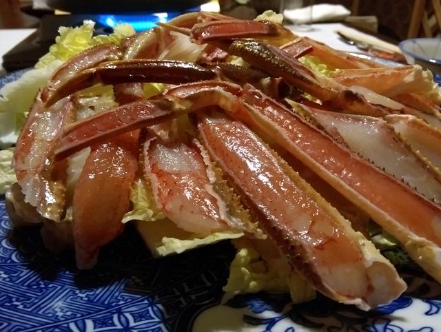 かに好きも大満足の味!希少な大ズワイガニ(バルダイ種)を食べてみた