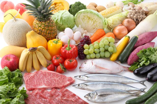食べ物の陰性・陽性の見分け方