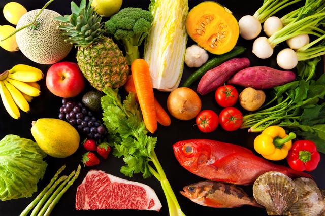 造血作用のある栄養素、食べ物