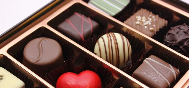 お歳暮にチョコレート