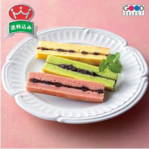 銀座千疋屋×花園万頭「新宿サンドケーキ」