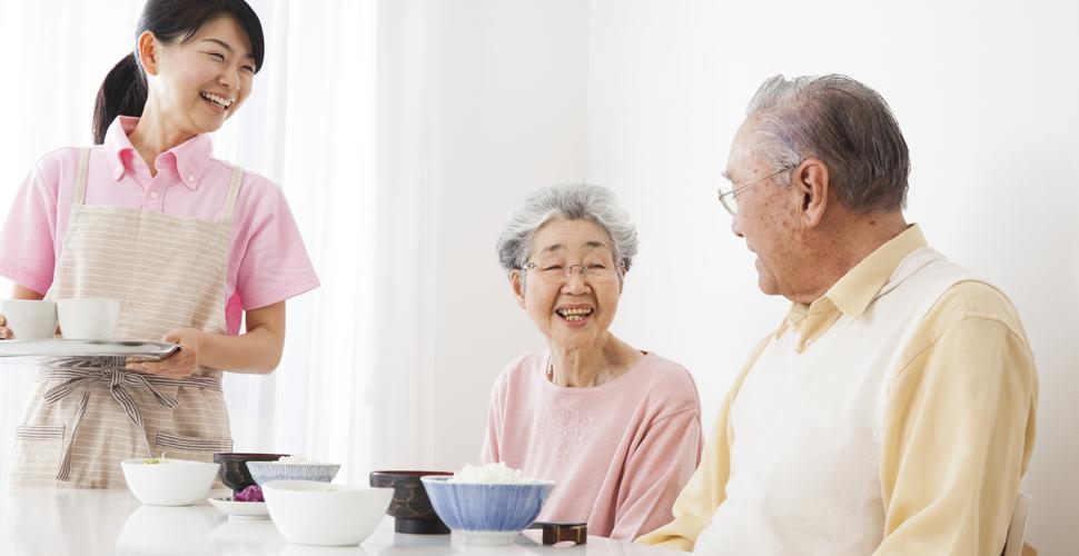 はじめての介護食と宅配サービス